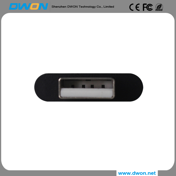 Wearable Unique design metal OTG USB pen drive Flash Drive for iPhone and Android mobile phone