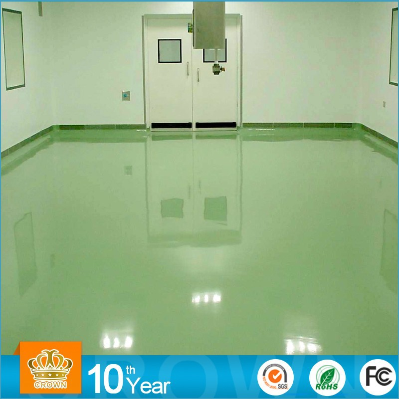 Acrylic Resin Outdoor Basketball paint to paint cement floor