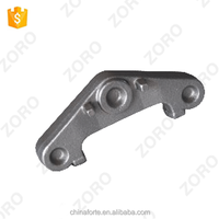 steady high quality factory supply OEM metal steel or aluminum china forging parts custom oem die forging blank