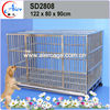 dog display cages of nice quality
