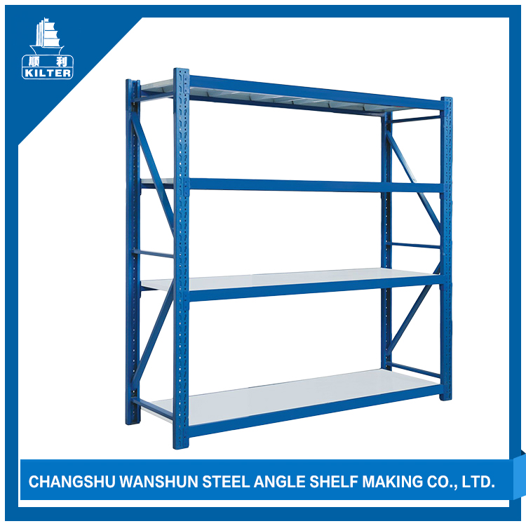 star product steel plate storage rack with rust-proof tiers
