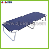 Cheap metal simple design folding bed HQ-8002M