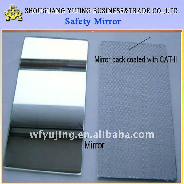 safety glass mirror for sliding doors,wardrobes,cabinets and other home or commercial applications
