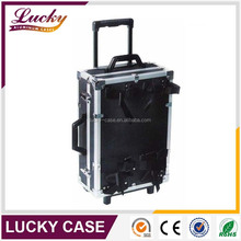 Photographer Camera Equipment Aluminium tool box with wheels