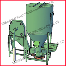 The Most Popular 9HT500 Animal Feed Grinder And Mixer Machine For Hot Sale
