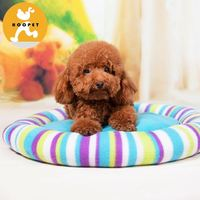 New Release brown cheap designer dog beds made in china
