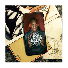 ACCEPT L/C NBA Kobe photo cases for apple iphone 7 plus 7 case Protective Functional unbreakable phone case