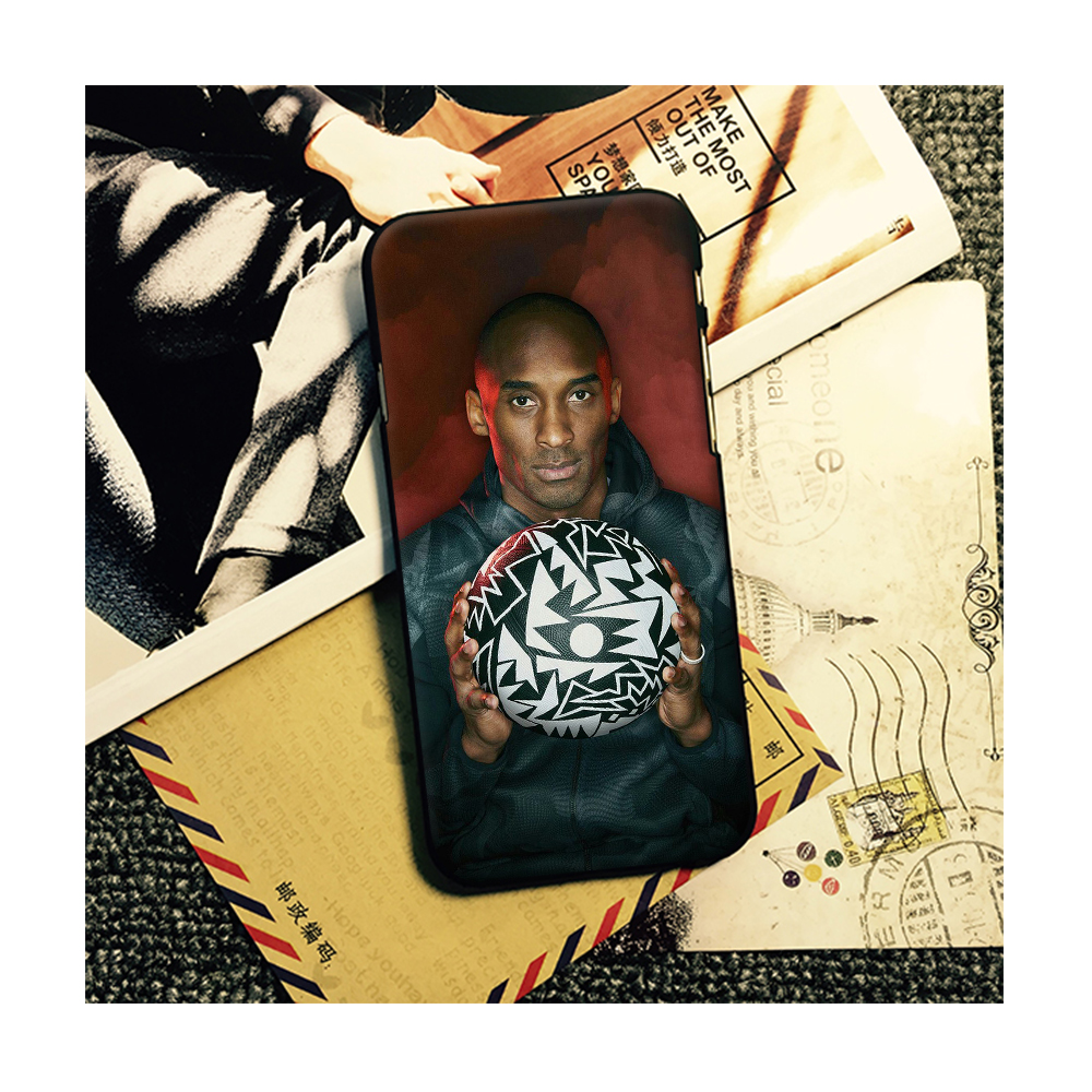 NBA Kobe photo cases for apple iphone 7 plus 7 case Protective Functional unbreakable phone case