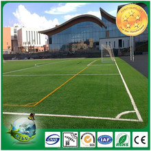 durable non filling soccer synthetic grass for football pitch
