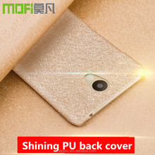 MOFi Original Celular Crystal Leather Housing for Meizu Meilan 3, Meizu M3, Mobile Phone Hard Back Cover Case for Meizu M3 Mini