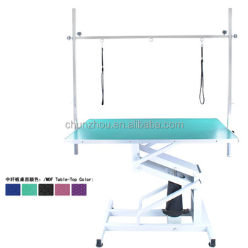 Ajustable Non Slip Ruber Pet Grooming Table /N-201