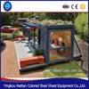 Shipping 20 and 40 feet high-quality steel framed export mobile homes container houses for sales