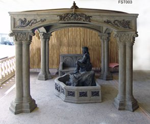 Gazebo / Benches / Fountains / Garden Accessories