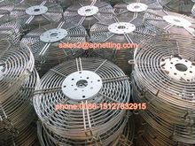 galvanized wire mesh busket type metal fan cover