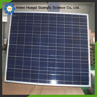 Chinese cheap solar panel pakistan lahore 55W 100W 150W for sale