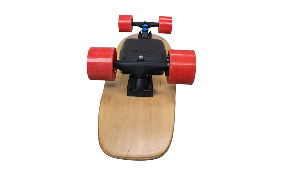 Newest products hoverboard boosted electric skateboard , 4 wheels electric gas skateboard kit