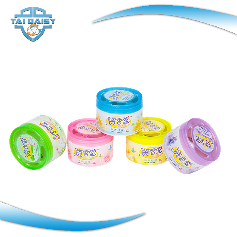 Hot product scented gel beads air freshener canned air freshener