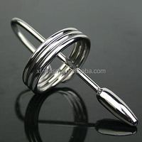 Male Urethral Sound Penis Plug Fetish For Man Dilator Catheter Urethral Plug Vibrating Penis Insert Sex Toys