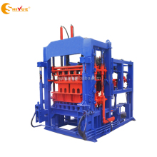 qt6-15 Automatic cement brick block making machine