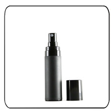 Custom made China supplier PP black Plastic perfume sprayer empty perfume bottle