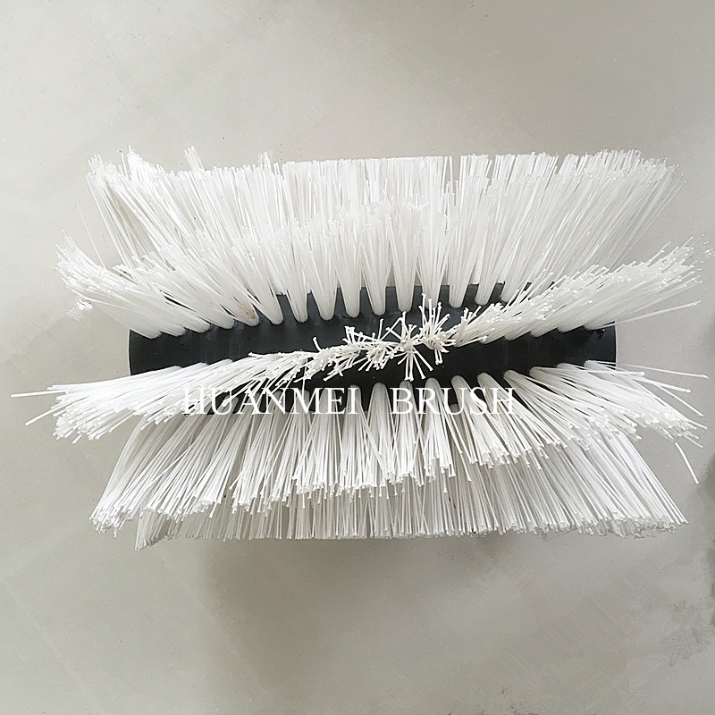 Road Sweeper Snitation PP Wires Industrial Cleaning Brush