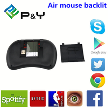 Mini i8 2.4G Wireless Air Fly keyboard and mouse combo for Android TV Box