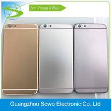 Replacement Colorful Battery Cover Back Door Housing for iphone 6 plus