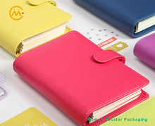 Factory wholesale stationery cheap PU school note books
