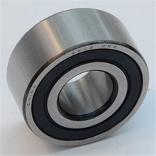 Low price double row angular contact ball bearing 3203 3204 3205 5203 5204 5205 with top quality
