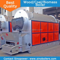 Wood and coal boiler 1-15TPH Coal Fuel Fired Steam and Water Boiler Exported Europe High Quality Industrial Type