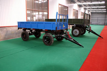 2015 NEW COMING 5T FOUR WHEELS FARM TRAILER