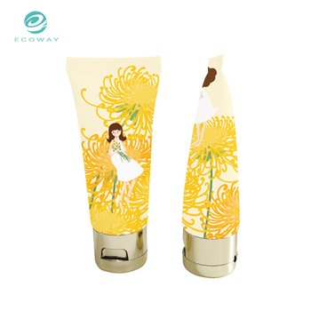 30ml Hotel Shampoo Gel Cosmetic Soft Tube Plastic Cream Packaging Wholesale
