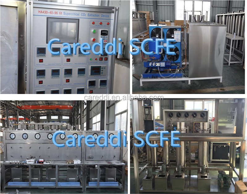 High technology supercritical extraction equipment