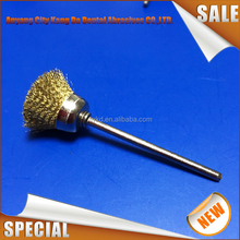 Denture Cleaning Tools Dental Polishing Brushes Dental Polishing Bristle Brush for Drill