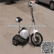 Trade Assurance OEM! zappy scooter/3 wheels electric scooter/Tri-cycle scooter