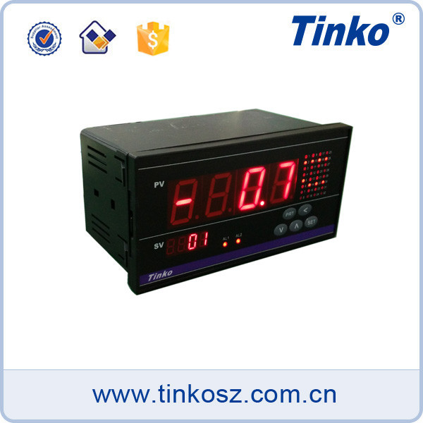 Multi input pid controller, temperature inspection instrument, temperature scanner for warehouse