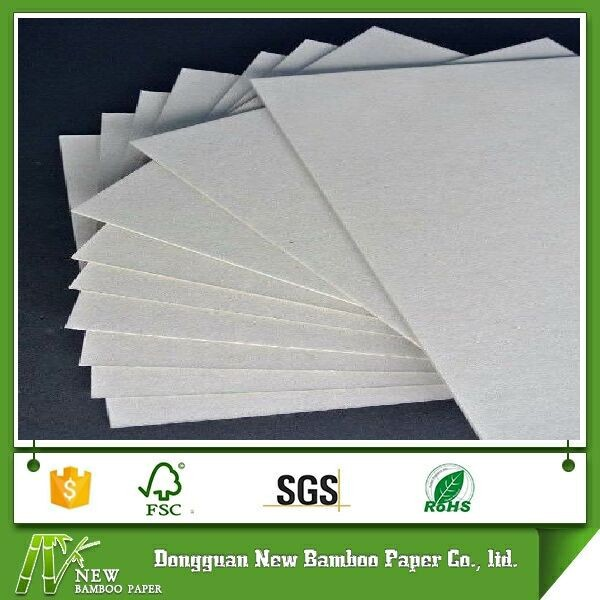 Matte card board for note book laminated paper board