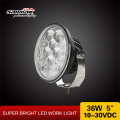 New products 2014 car led head light high/low beam 36w led headlight sm-6054R
