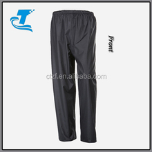 Fashion Men Woman Rain Pants Waterproof Trousers Motorcycle Rain wear Sports Pants