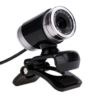 DHL Free Shipping 50PCS/LOT New USB 12 Megapixel Webcam Web Cam Camera for Computer PC Laptop Desktop