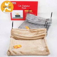 Personalized luxury cat beds