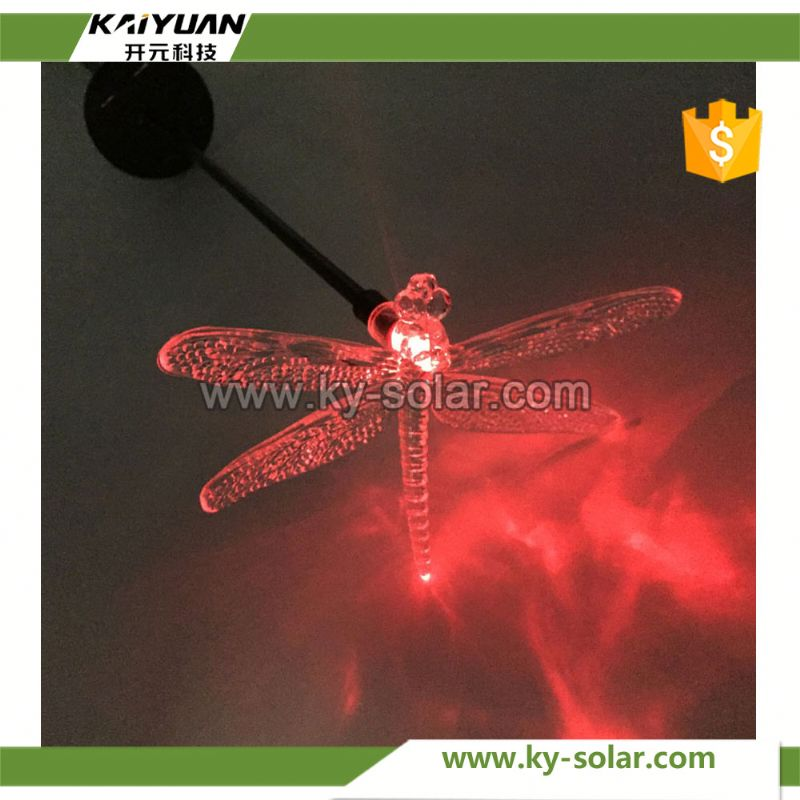 Bargain price lifelike Hummingbird solar garden light