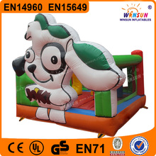 Cheap commercial wholesale castle bouncer residential inflatable bouncer