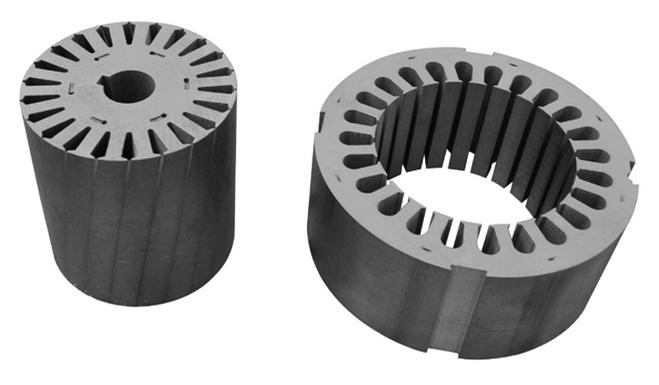 Permanent Magnet Generator Stator And Rotor Stamping Die