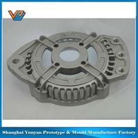 Low price customized latest alloy aluminum die casting shell
