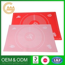 Top Selling Custom-Made Silicone Table Cloth Non-Toxic Wholesale Price Silicone Placemet Tablemat