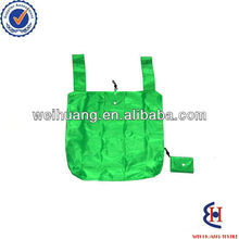 Colorful plastic shopping retail bags