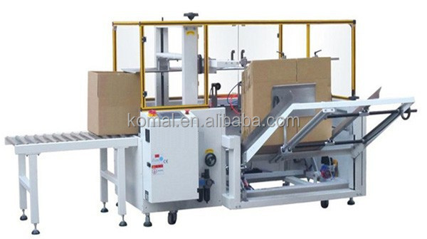 easy operate automatic carton packing machine