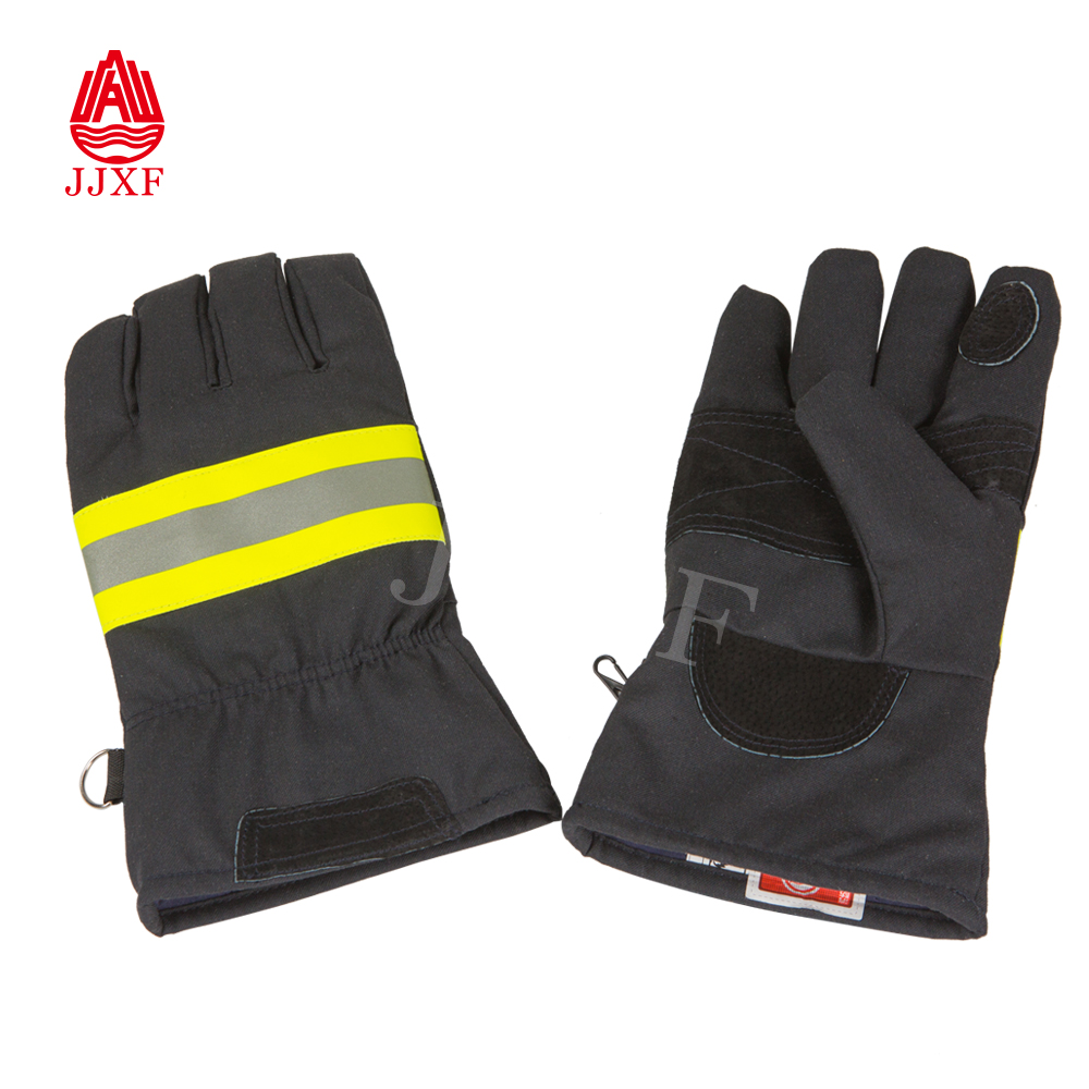 Rescue <strong>safety</strong> gloves for fire men working <strong>safety</strong>