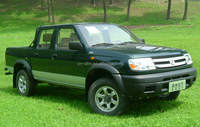 Dongfeng RICH Single cabin 4x4 Double Cabin Pickup Trucks for sale